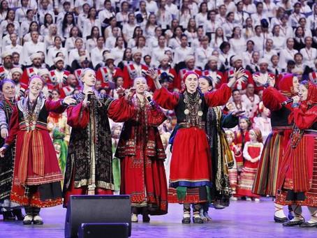 На Хоровой олимпиаде Россия предстала во всей полифонической красе