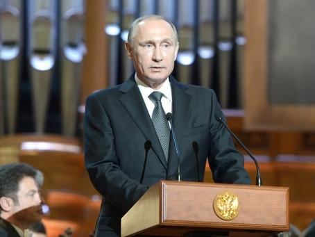 Путин поздравил участников IX Зимнего фестиваля искусств в Сочи