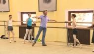 Солист Большого театра дал в Сочи мастер-класс начинающим балеринам