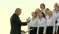 В Сочи начался второй этап Всемирных хоровых игр