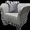 Thumbnail: HON Flock Lounge Chair