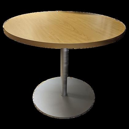 "HON Preside 36"" Round Table"