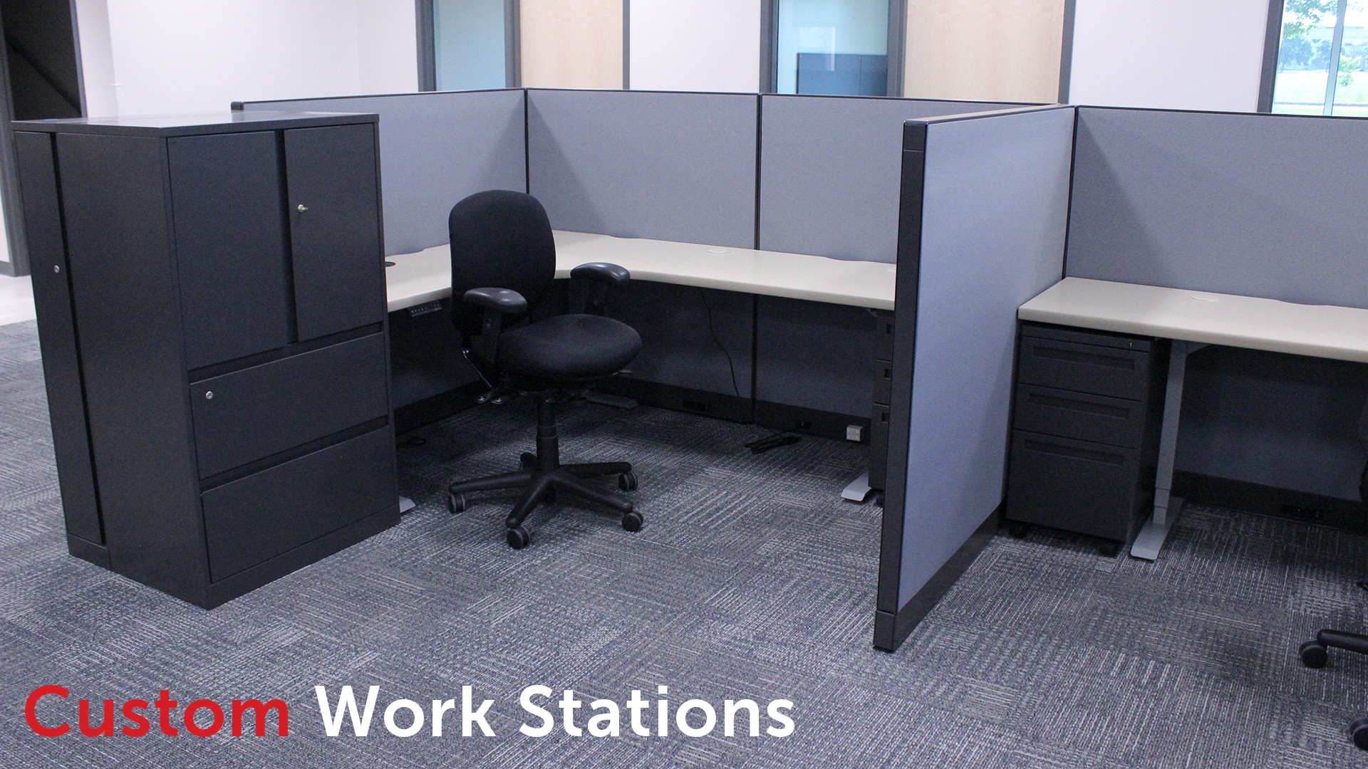 Banner Image 1 - Custom Cubicle Solution