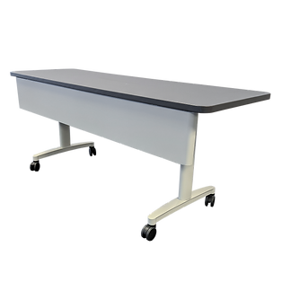 """HON 72"""" Training Table with Modesty Panel"""