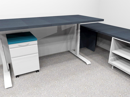 10 Benefits of an Adjustable-Height Desk