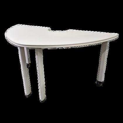 Steelcase Semi-Circular Training Table