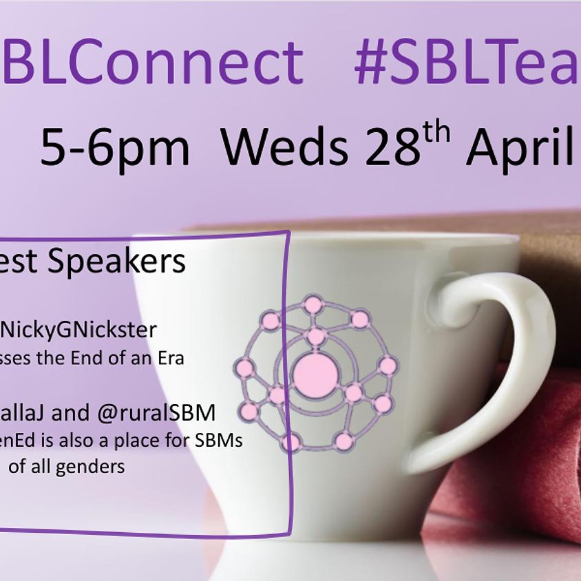 SBLConnect Teabreak 28th April