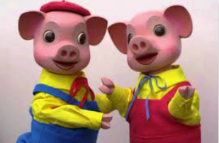 Cancer Blog - Episode 27 : A Tale of Two Piggies
