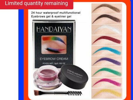 Breast Cancer Blog - Episode 12: Rainbow Brows