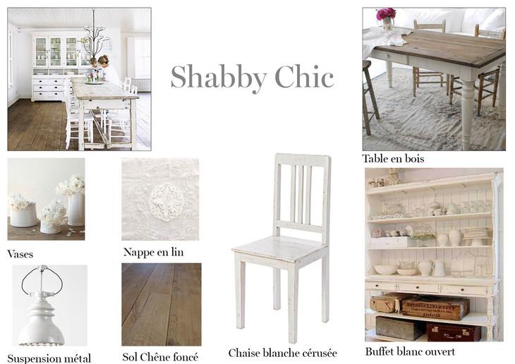SHABBY SO CHIC