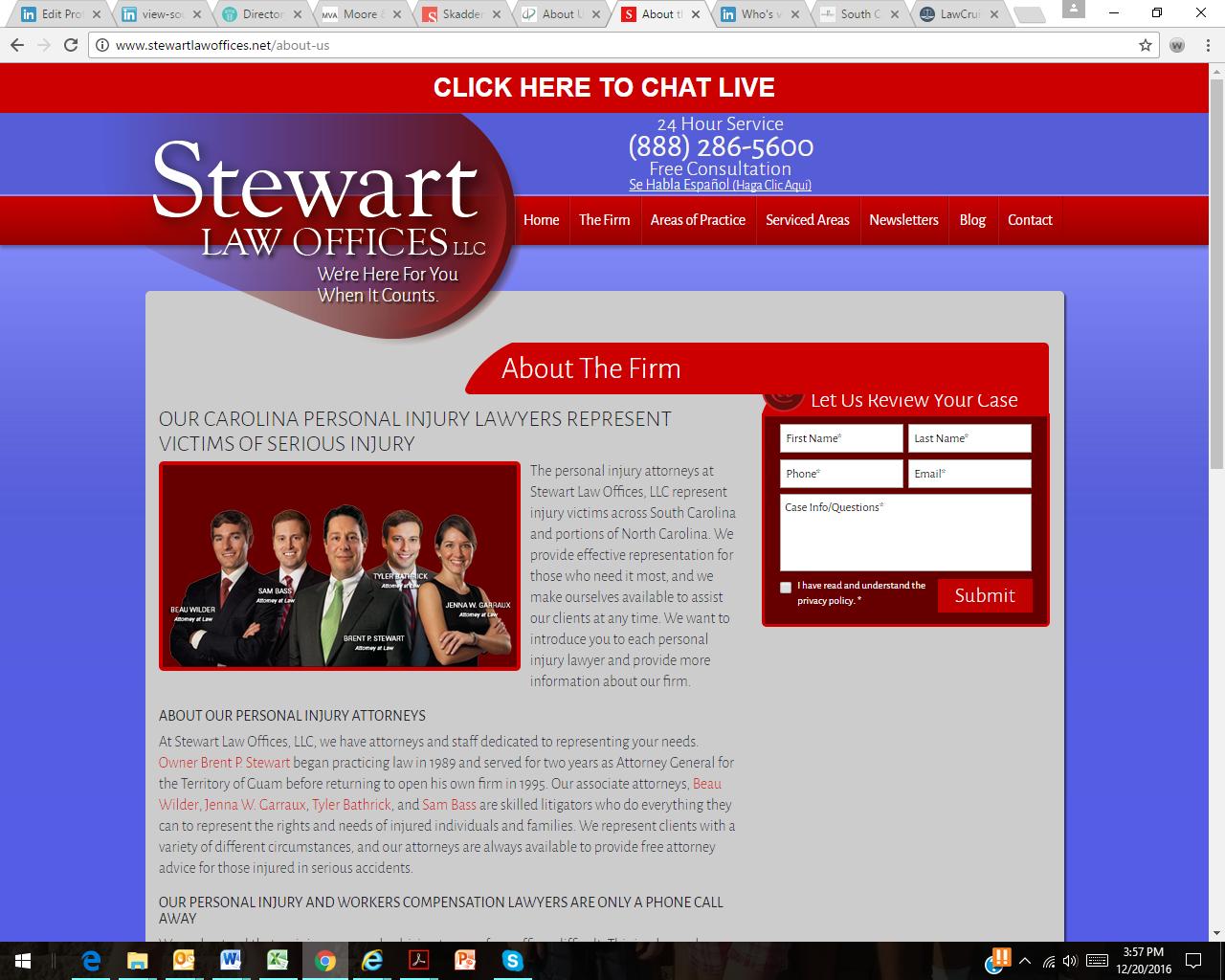 Stewart Law Office