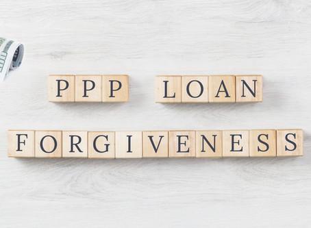 Paycheck Protection Program Forgiveness Application