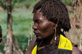Tsemai villager