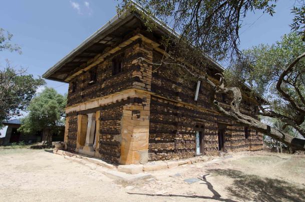 Tigray church