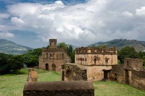 Palace complex Gondar