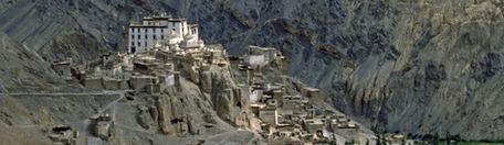 Lamayuru Gompa in Ladakh 1983