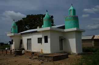 Mosque near Paga