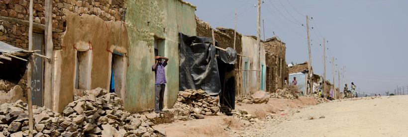 Village in Tigray