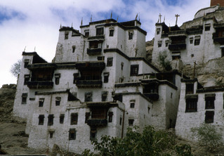 Thiksey Gompa
