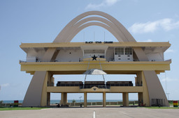 Independence Square Accra