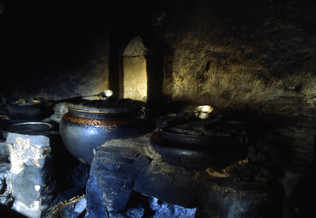 Cooking facilities for the community