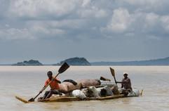 Lake Tana boat