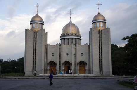 Church of St Gabriel Hawassa