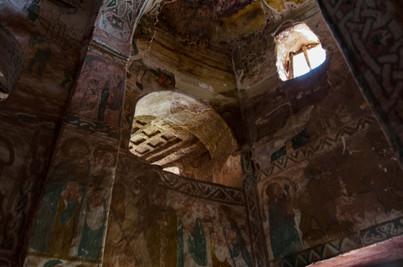 Rock hewn church in Tigray