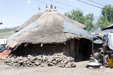 House, Lalibela