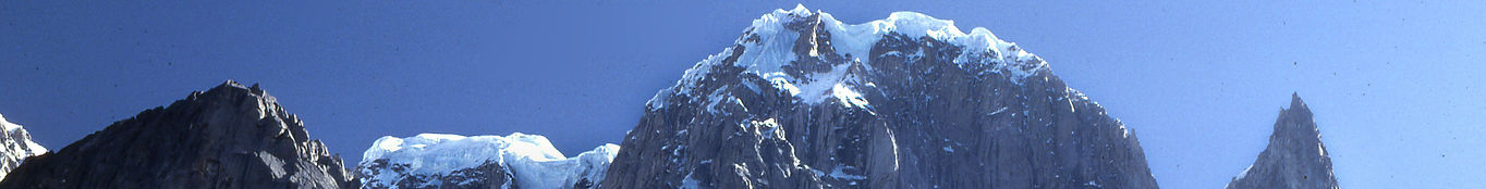 Pakistan Karakorum Mountains Ultar