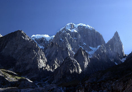 Mountains of North Pakistan