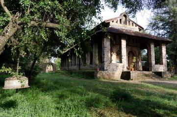 Debre Berhan Selassie Church, Gondar