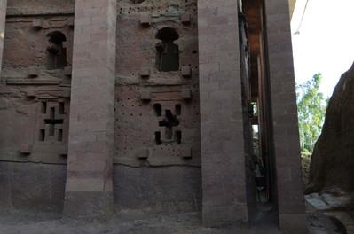 Lalibela rock hewn church