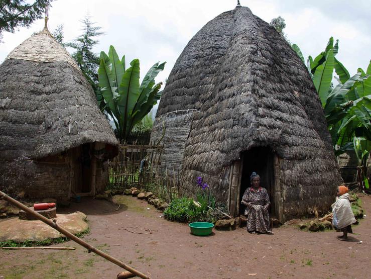 Dorze family compound