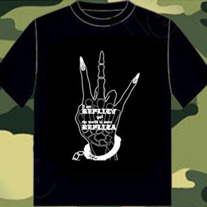 Tシャツ(REPLIC∀サイン)