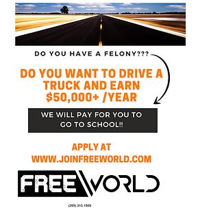 FreeWorld Flyer