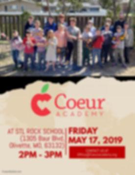 Coeur Academy 2019 Concert