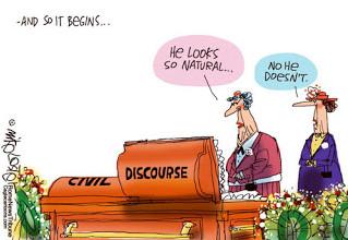 Civil Discourse in Uncivil Times