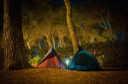 Camping la playa