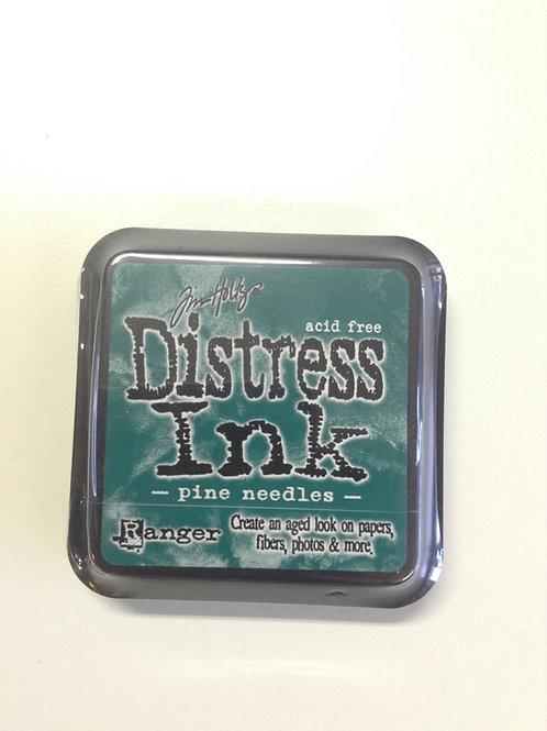 Encre distress Pine needles