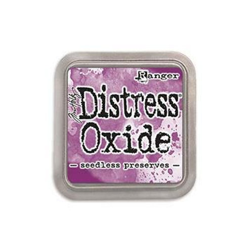 Distress Oxide ink pad seedless preserves