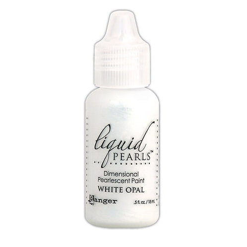 Liquid Pear  White Opal