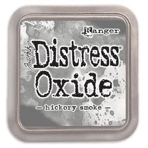 Distress Oxide ink pad hickory smoke