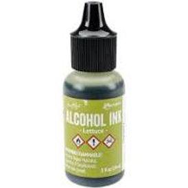 Encre à alcool Lettuce