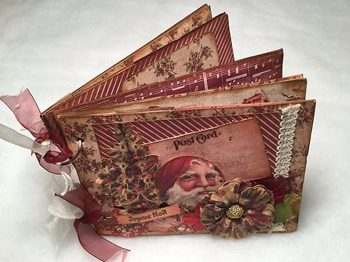 Kit Album Joyeux Noel Prima- Ref:C123