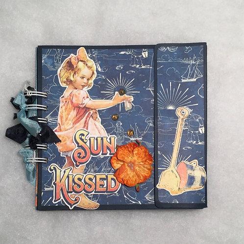 Kit album Sun kissed- Ref:C125