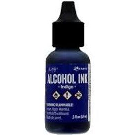 Encre a alcool Indigo