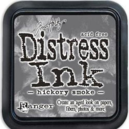 Encre Distress Hickory Smoke petit
