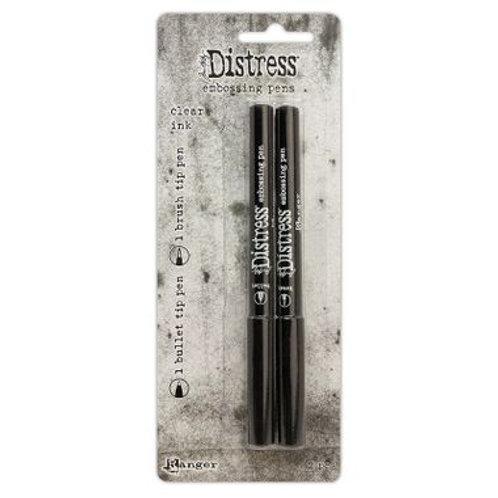 Distress embossing Pens