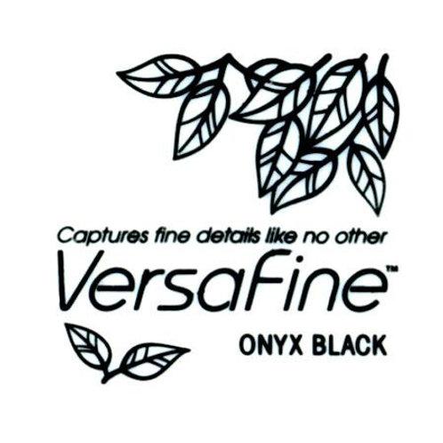 versafine pad - onyx black-